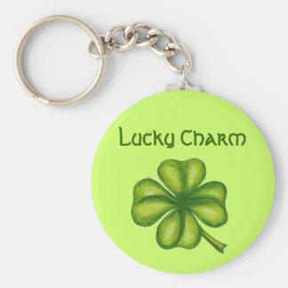Charme chanceux Keychain Porte-clef
