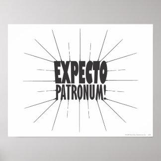 Charme | Expecto Patronum de Harry Potter ! Poster
