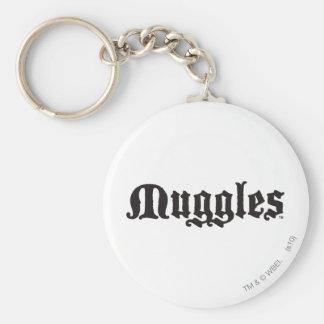 Charme | Muggles de Harry Potter Porte-clés