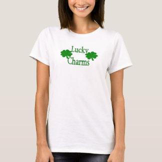 Charmes chanceux t-shirt