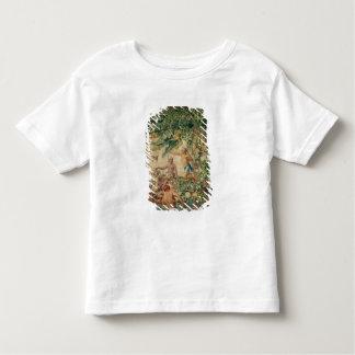 Chassant, 'des nouvelles de DES de Tenture T-shirt Pour Les Tous Petits