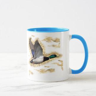 Chasse de canard de Mallard Mug