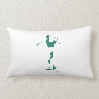 Chasse de golf votre coussin lombaire de rêves