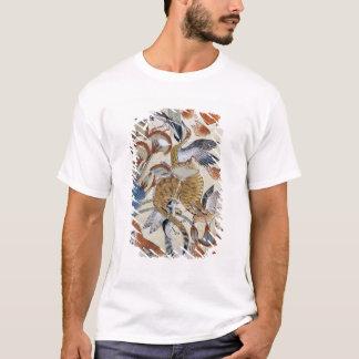 Chasse de Nebamun dans les marais avec son épouse T-shirt