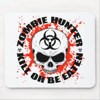 Chasseur 3 de zombi tapis de souris