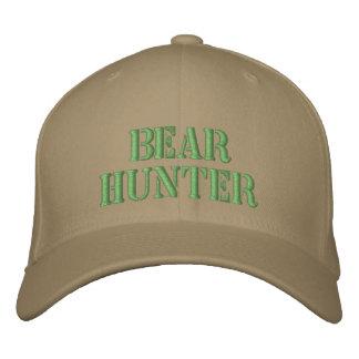 Chasseur d ours casquettes brodées