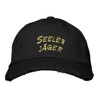 Chasseur d'âme en allemand casquette brodée
