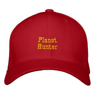 Chasseur de planète casquette de baseball brodée