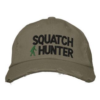 Chasseur de Squatch Casquette Brodée