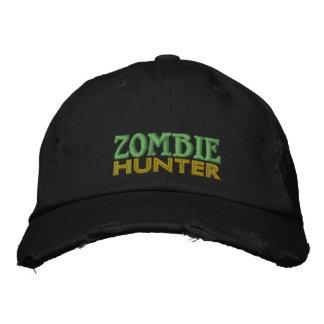 Chasseur de zombi casquette brodée