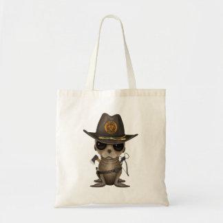 Chasseur de zombi d'otarie de bébé sac