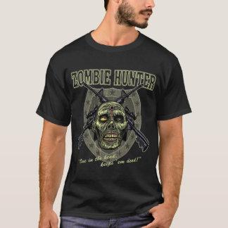 Chasseur de zombi t-shirt