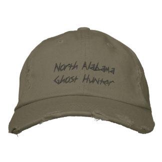 Chasseur du nord de fantôme de l'Alabama Chapeau Brodé