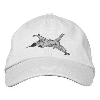 Chasseur F-16 Casquettes Brodées