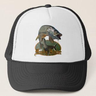 Chasseur musqué 9 casquette