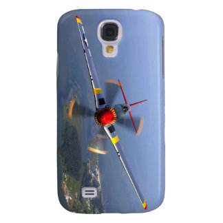Chasseurs du mustang P-51 Coque Galaxy S4