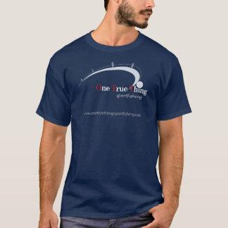 Chasseurs d'un véritables de chose requin de logo t-shirt