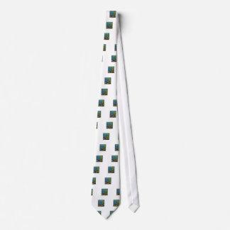 Chasseuse vers le haut de courant cravate
