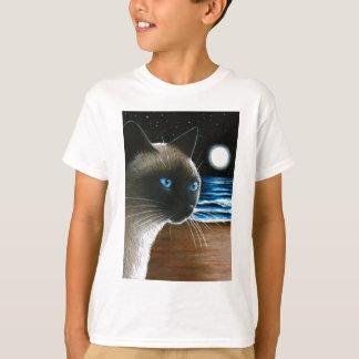 Chat 396 siamois t-shirt
