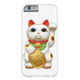 chat chanceux de maneki-neko coque barely there iPhone 6