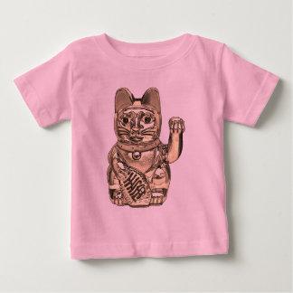 Chat chanceux, Maneki-neko T-shirt Pour Bébé