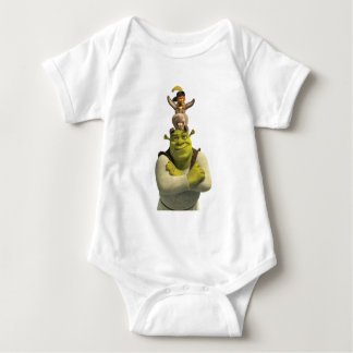 Chat dans les bottes, âne, et Shrek T-shirts
