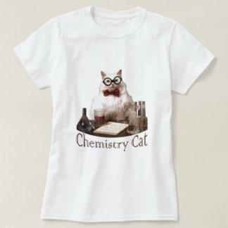 Chat de chimie (du reddit de memes 9gag) t-shirt