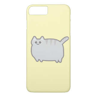Chat de graisse de Kawaii Coque iPhone 7 Plus