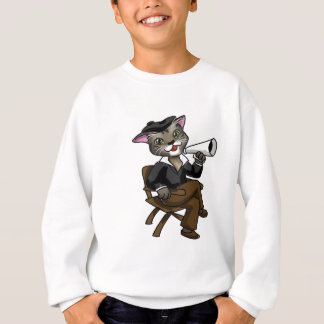 Chat de Hollywood Sweatshirt