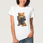 Chat de jeunes de CG. T-shirt