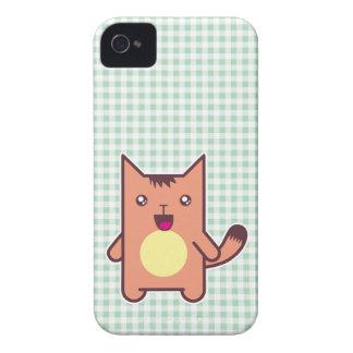 Chat de Kawaii Étui iPhone 4