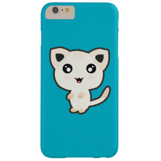 Chat de Kawaii Coque iPhone 6 Plus Barely There