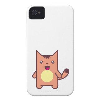 Chat de Kawaii Étuis iPhone 4
