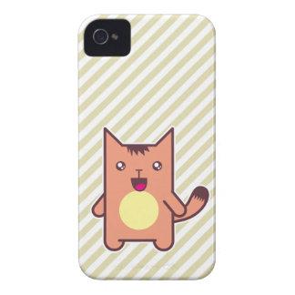Chat de Kawaii Coques Case-Mate iPhone 4