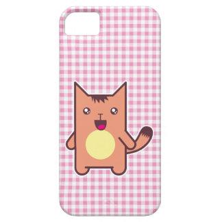 Chat de Kawaii Coques iPhone 5