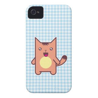 Chat de Kawaii Coque iPhone 4
