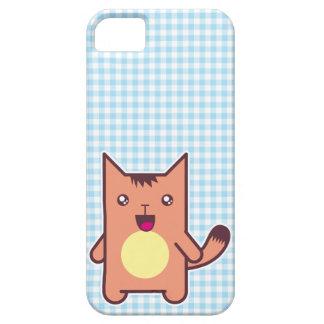 Chat de Kawaii Coque iPhone 5 Case-Mate