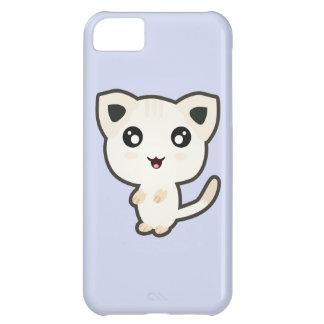 Chat de Kawaii Coque iPhone 5C