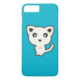 Chat de Kawaii Coque iPhone 7 Plus