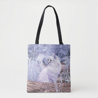 Chat de minou d'imaginaire sac