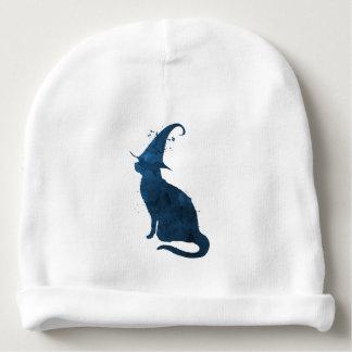 Chat de sorcière bonnet de bébé