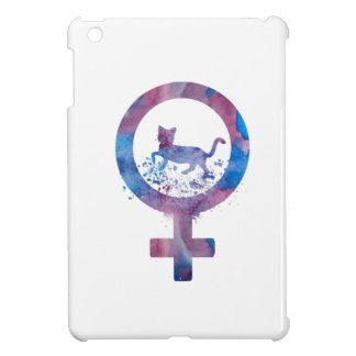 Chat de Vénus Coque Pour iPad Mini