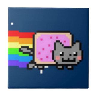 chat de vol petit carreau carré