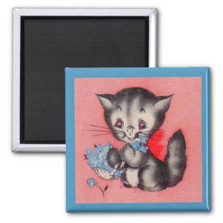 chat doux de minou aimant