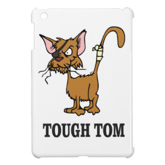 chat dur de Tom Coque iPad Mini