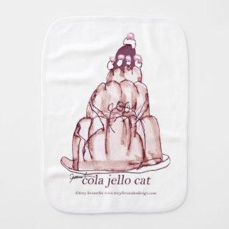 chat élégant de jello du kola des fernandes linges de bébé