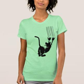Chat fou t-shirt