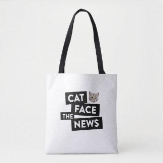 Chat Fourre-tout Tote Bag