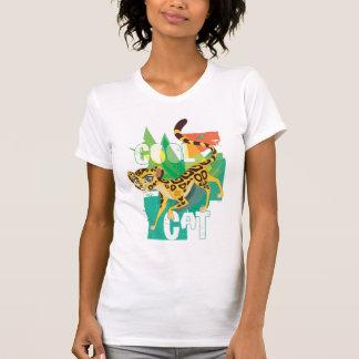 Chat frais Fuli de la garde | de lion T-shirt