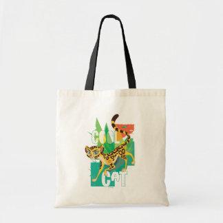 Chat frais Fuli de la garde | de lion Tote Bag